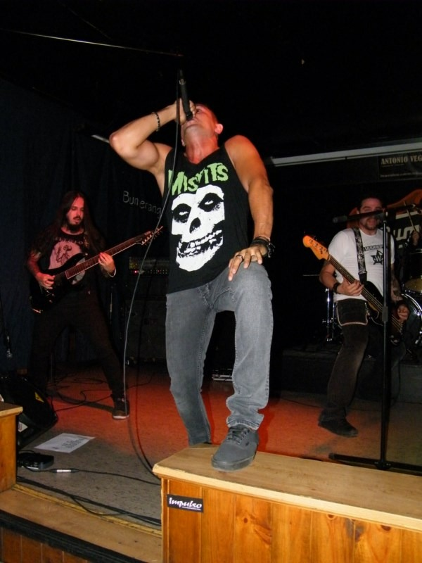 VIOLENT EVE + OVERDOWN + CORPORE – Guadalajara – 20/09/13