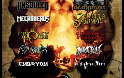 AQUELARRE METAL ROCK FEST – DIARIO DE UN METALHEAD – LEIZE