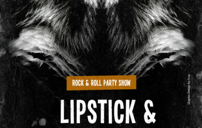 LIPSTICK – VIOLENT EVE – AGRESIVA