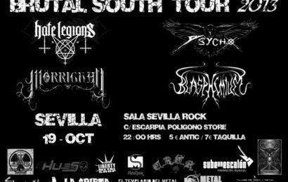 BRUTAL SOUTH TOUR 2013 – ALHÁNDAL – VITA IMANA