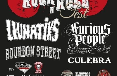 DISTRIZ R´N´R FEST – MORPHING INTO PRIMAL – BLACK ROCK