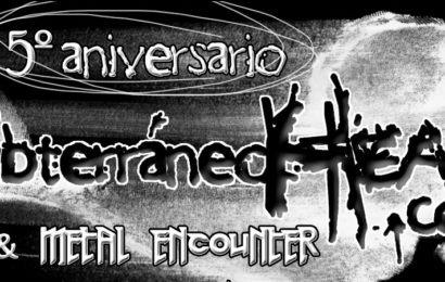 5º Aniversario de Subterráneo Heavy – Sábado 23 de noviembre