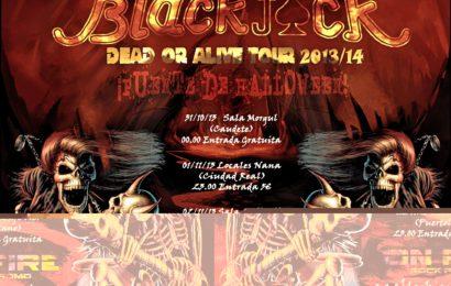 BLACKJACK – CRIPTA – LEAVES