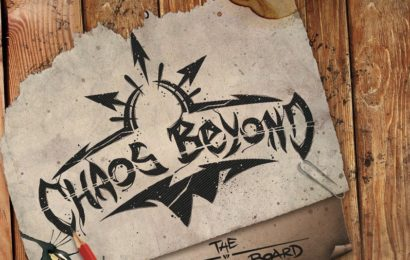 CHAOS BEYOND (AUS) – The Drawing Board, 2013