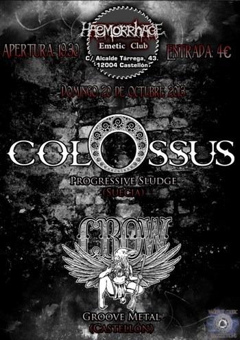 COLUSSUS (SUE) – GOLPE DE VOZ – SAD EYES