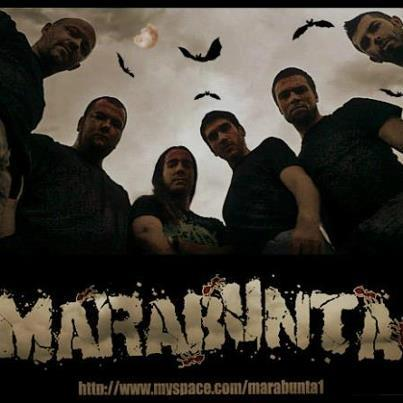 MARABUNTA – SOMBRAS – HORN OF THE RHINO