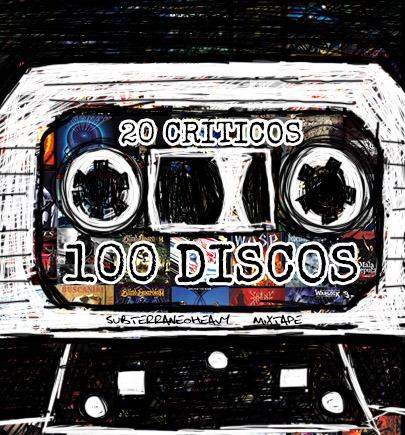 20 críticos, 100 discos
