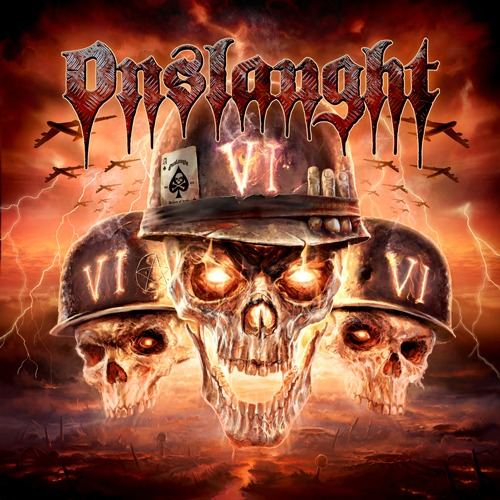 ONSLAUGHT (UK) – VI, 2013