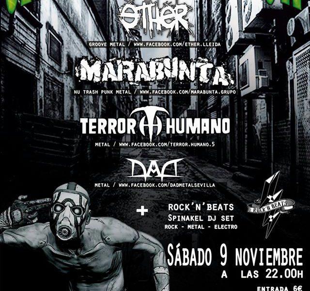 Sevilla Criminal Show – Sevilla – 09/11/13