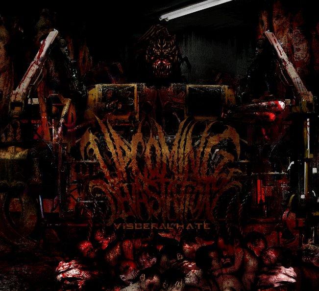 UPCOMING OF DEVASTATION – Visceral Hate, 2013