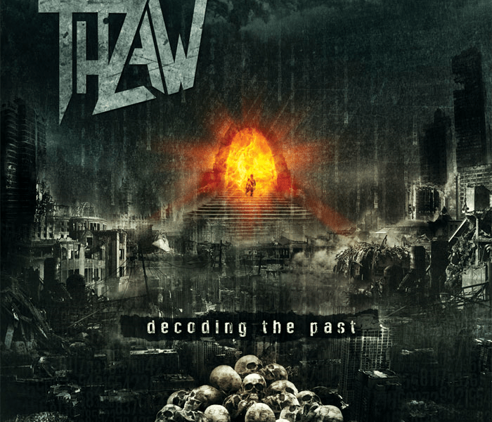 THRAW (SLO) – Decoding The Past, 2013