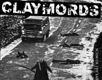 CLAYMORDS (NOR) – Scum Of The Earth, 2013