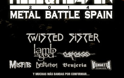 Bandas inscritas al Metal Battle Spain del Hell And Heaven Metal Fest