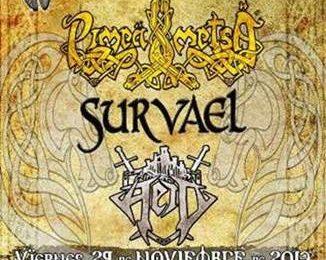 RIPOLLET ROCK FESTIVAL – KATHEW – SURVAEL