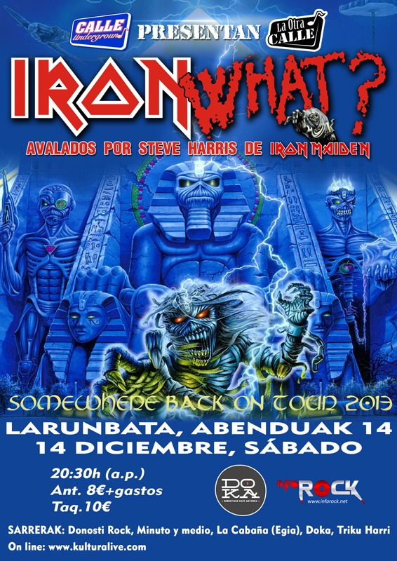 IRON WHAT? – ROCK´ANTENA ROLL – CORPORE