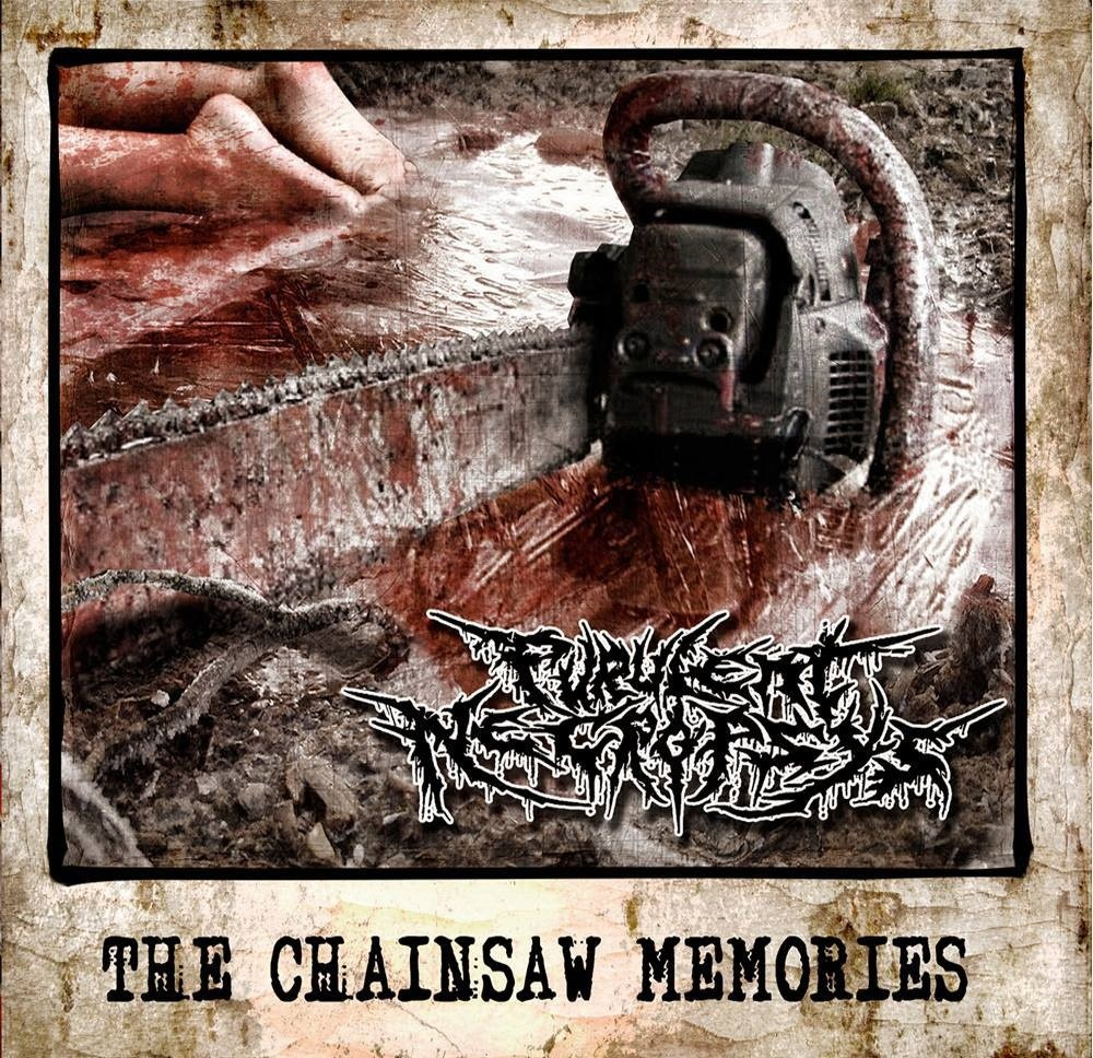 PURULENT NECROPSYS – The Chainsaw Memories EP, 2013