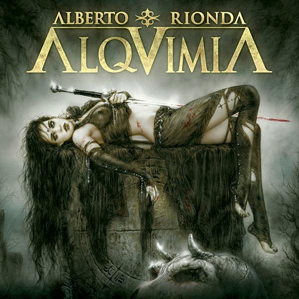 ALQUIMIA (Alberto Rionda) – s/t, 2013
