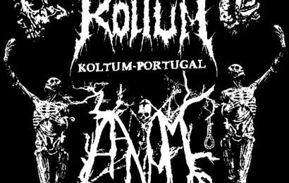 J. Ángel Alae – HUMMANO – KVLT OF DEATH TOUR