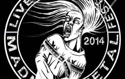 IV LIVE FOR MADNESS METAL FEST – 15 de marzo de 2014