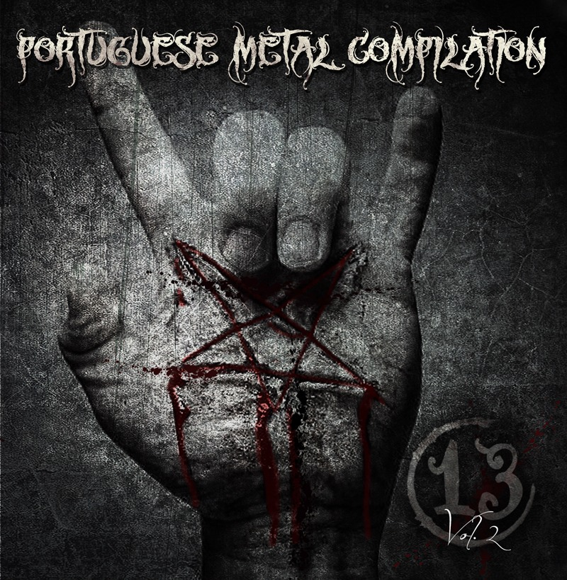 Recopilatorio 13 Portuguese Metal Compilation Volumen II
