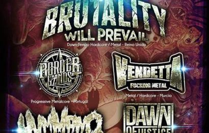 BRUTAL FAMILY FEST – SEMIFINALES HEAVEN & HELL – PACHO BREA