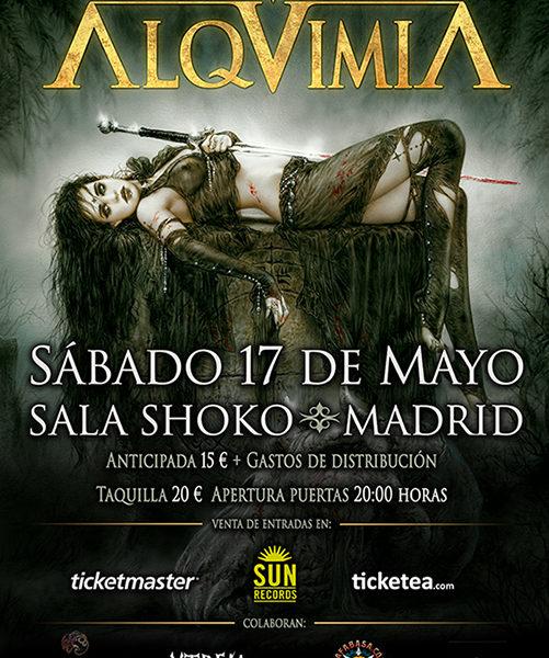 Comerock Radio – ALQUIMIA (Alberto Rionda) – Diario de un Metalhead