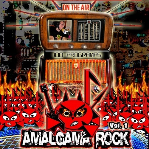 RECOPILATORIO DE AMALGAMA ROCK