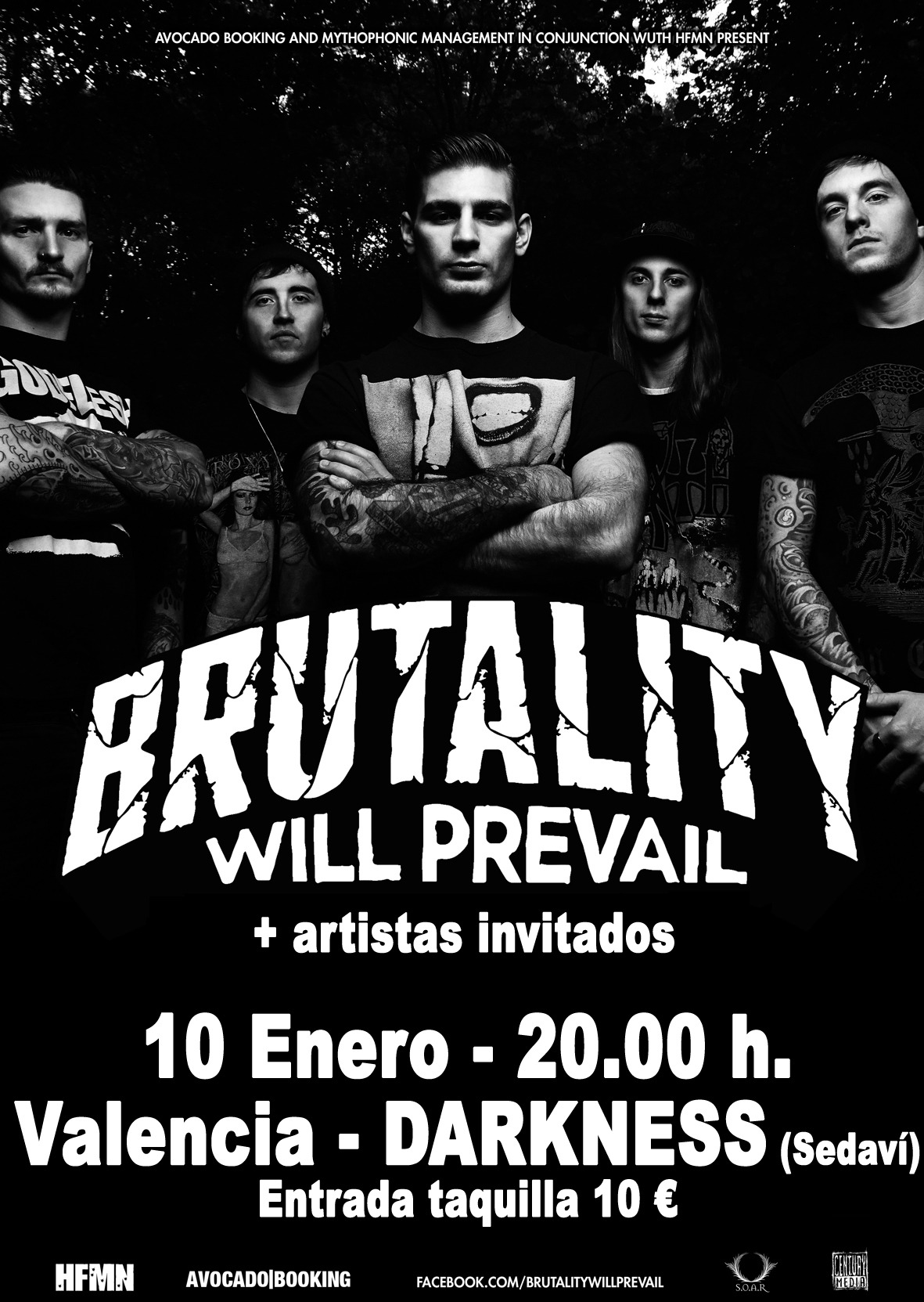 EL TEMPLARIO DEL METAL – BRUTALITY WILL PREVAIL (UK) – THE BLINDED