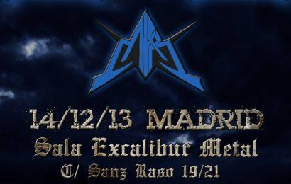 DEMONIK + MKR – Madrid – 14/12/13
