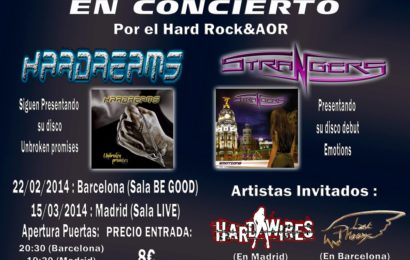 HARDREAMS + STRANGERS – CASABLANCA (SWE) – BLIND CENTURY