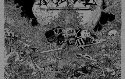 KÖRGULL THE EXTERMINATOR – Metal Fist Destroyer, 2013