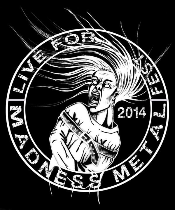 LIVE FOR MADNESS METAL FEST – Entrevista – 27/01/14