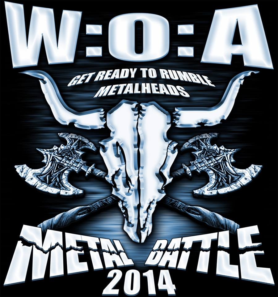 Fechas, salas y bandas de las semifinales de WOA Metal Battle Spain