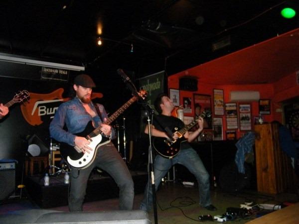 NOHMADA + MSB + THE SPORTINGS – Guadalajara – 11/01/14