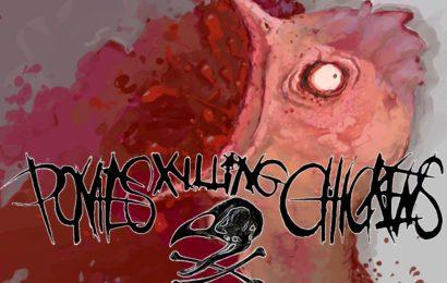 PONIES KILLING CHICKENS – Barcos y Putas, 2013
