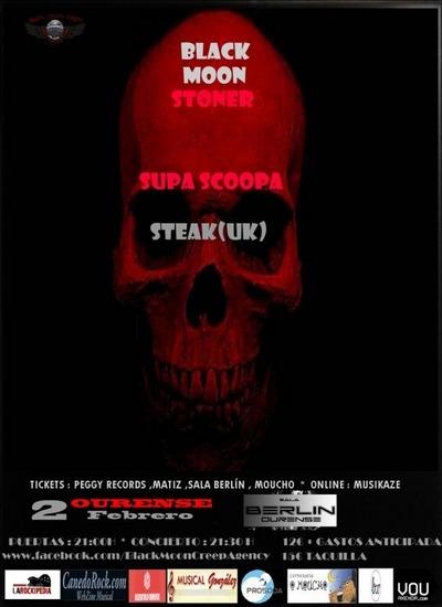 STEAK (UK) – FACTOR 19 – VIOLET JUNE