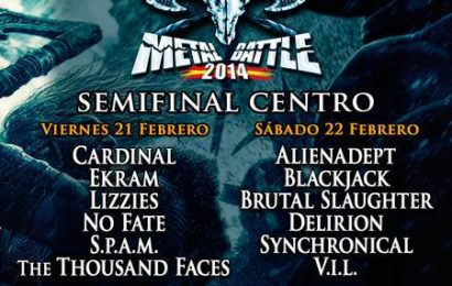 Semifinal Centro WOA Metal Battle – Madrid – 21/02/14