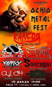 15-03-14 Ochio Metal Fest (Úbeda)