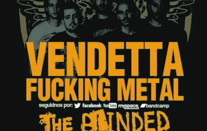 VENDETTA FM y THE BLINDED – BLOODHUNTER – VIKINGORE
