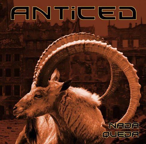 ANTICED – Nada queda, 2013