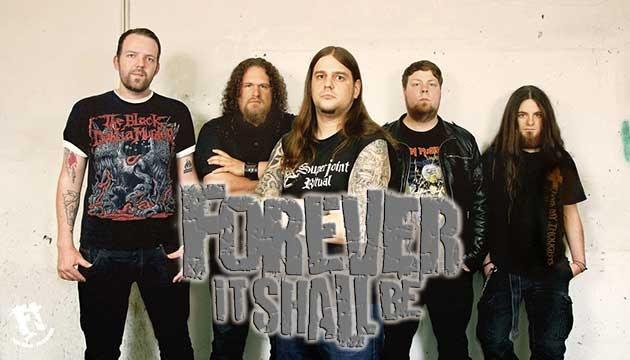 FOREVER IT SHALL BE (DEU) – Euskal Metal Fest – PEZ NEGRO