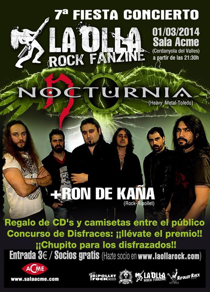 La Olla Rock Fanzine – Fan Metal Show Radio – BARÓN ROJO