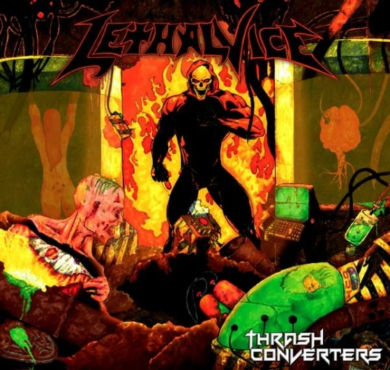 LETHAL VICE – Thrash converters, 2014
