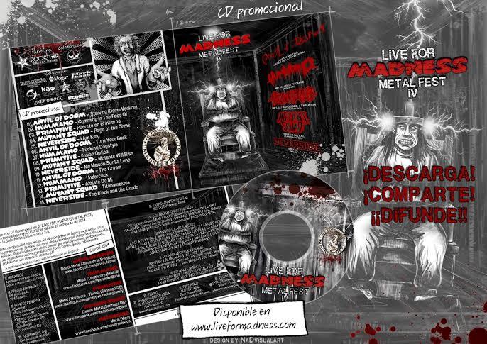 liveformadness20