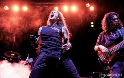 CYRAX (ITA) – NIWALA FEST – Rock 'n' Huelva #22