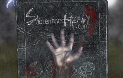 Artwork y tracklist del recopilatorio Subterráneo Heavy vol. III