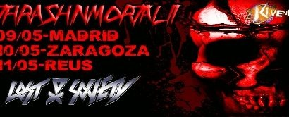 THRASH INMORTAL II – NIGHTFEAR – VIGA