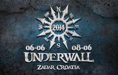 UNDERWALL FESTIVAL 2014