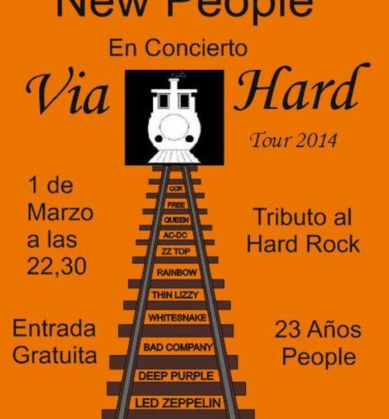 Diario de un Metalhead – VIA HARD – Comerock Radio