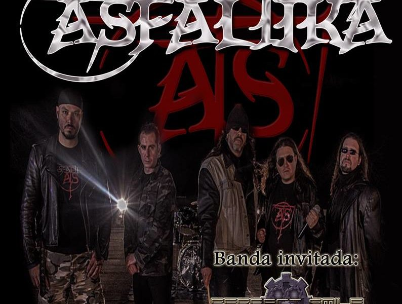 ASFALTIKA – HERSEY OF DREAMS – CON FUERZA HEAVY
